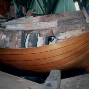 2001-2002 Friso foto 2 Berghout en boeisels in de kop vervangen